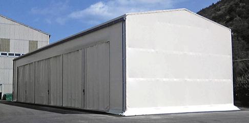 テント倉庫の条件