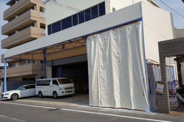 テント倉庫(新設6)