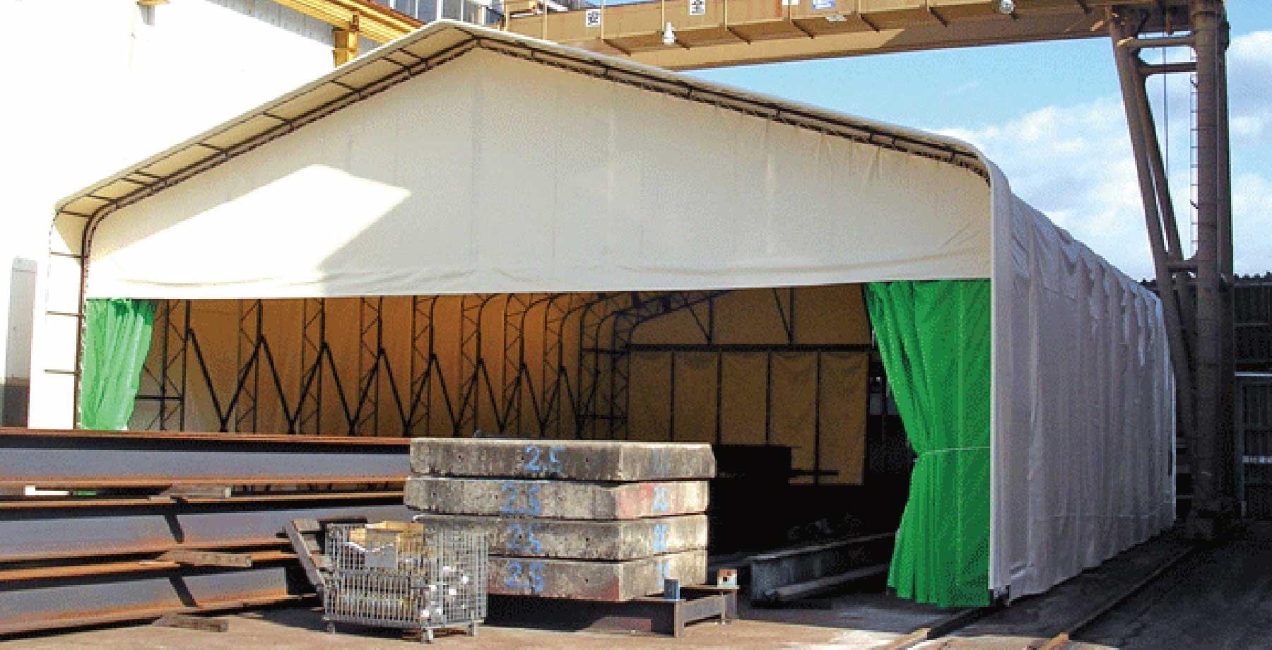 テント倉庫画像2