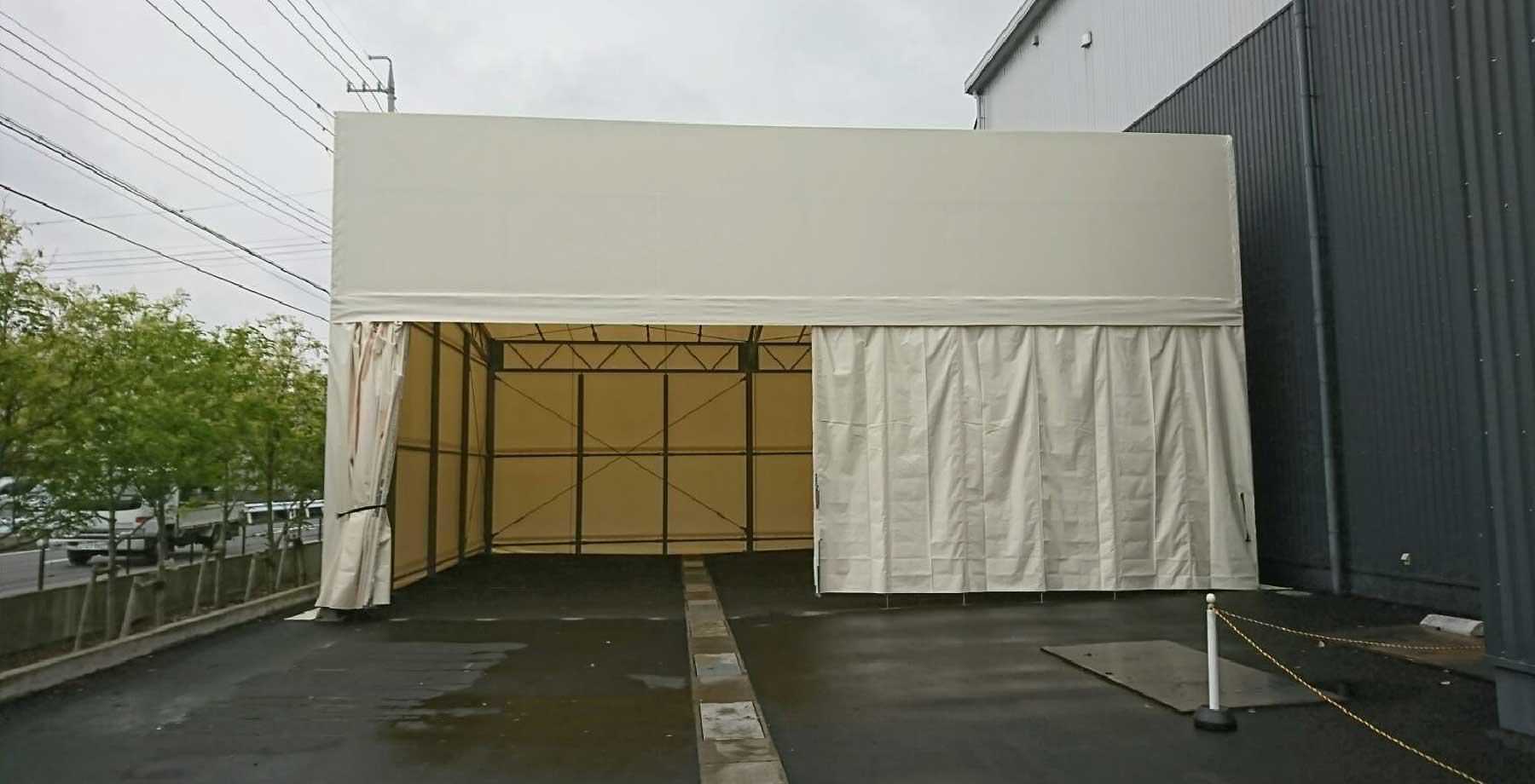 テント倉庫画像6