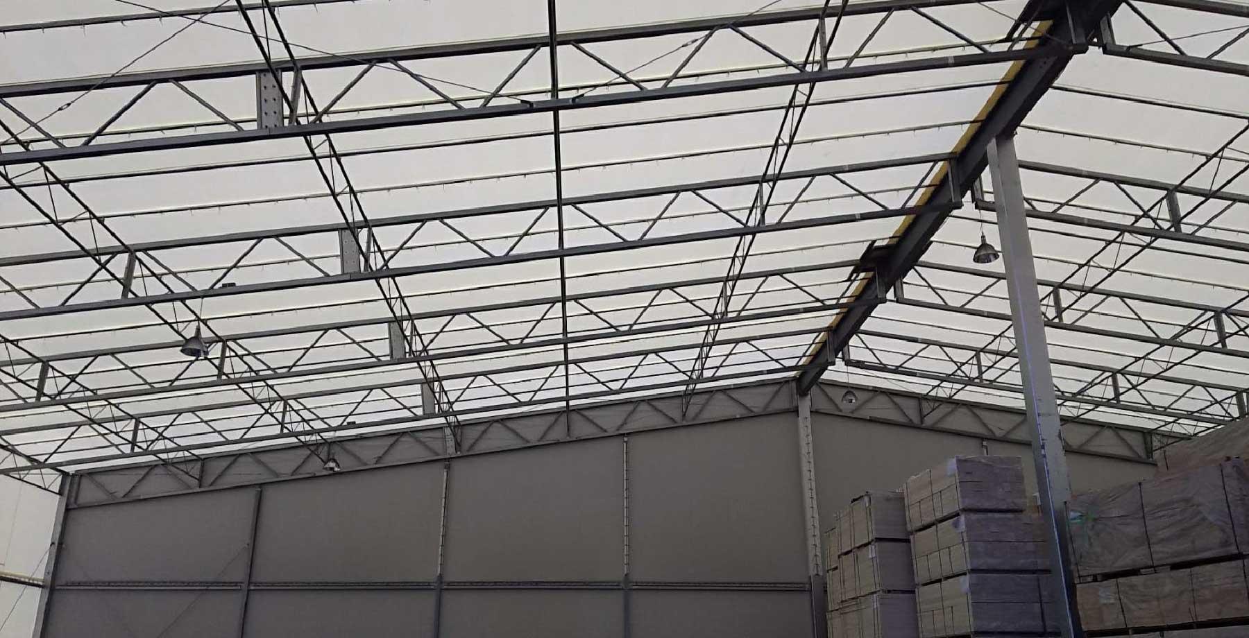 テント倉庫修理・張替え画像3