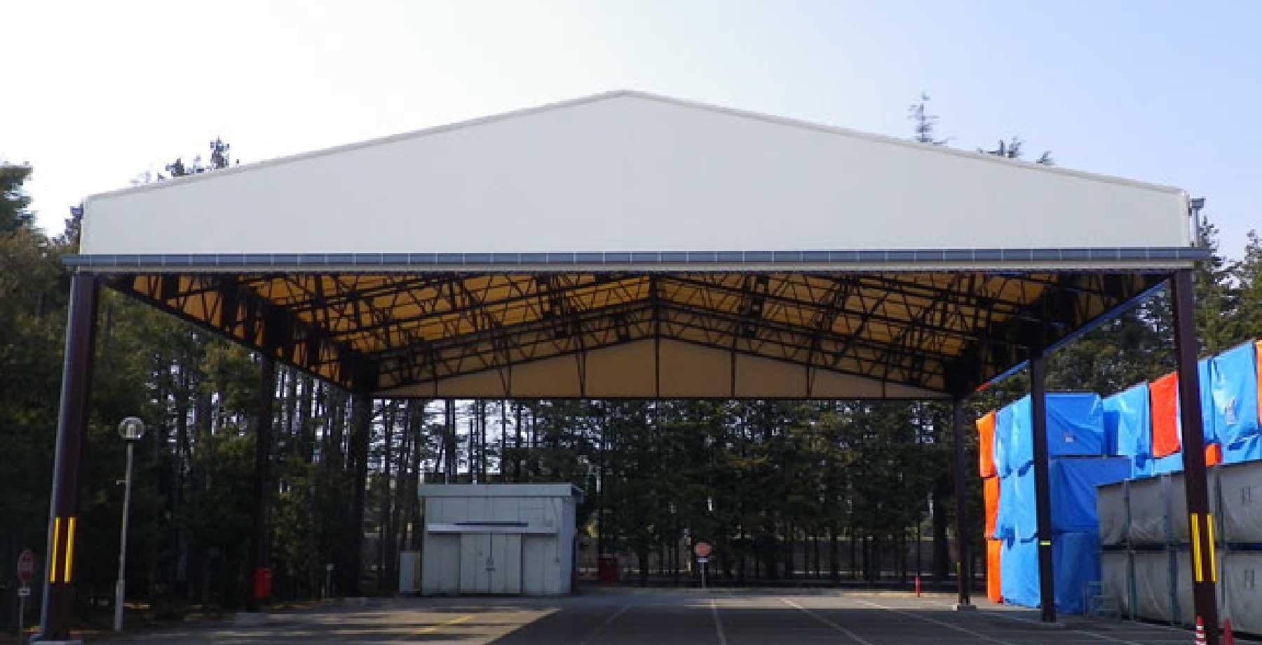 テント倉庫画像7