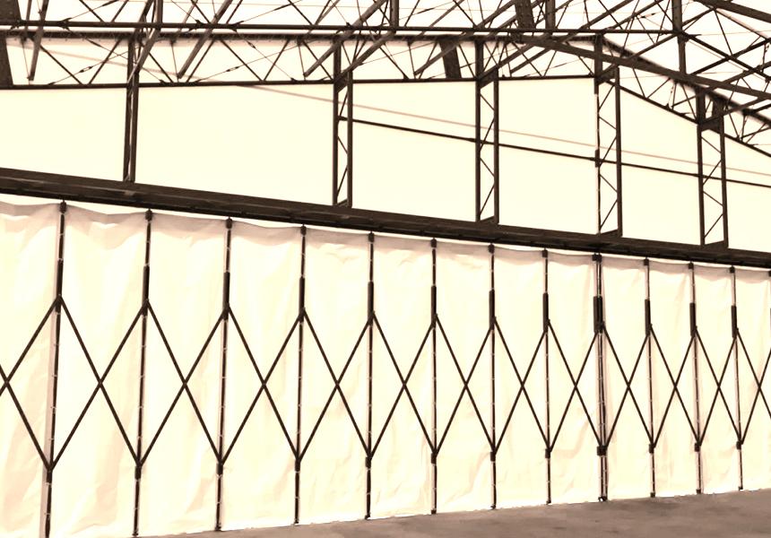 スライドカーテン